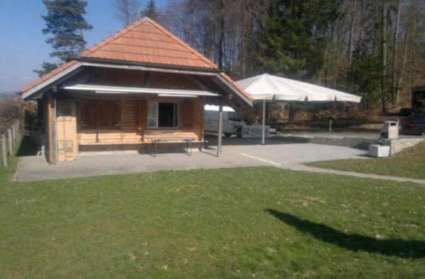 Hornusserhaus / Vereinslokal (beheizbar)