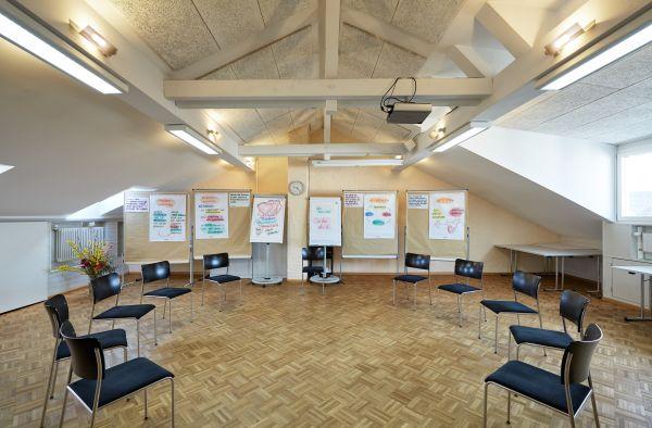 Perspectiva - Raum für Workshops, Seminare etc.