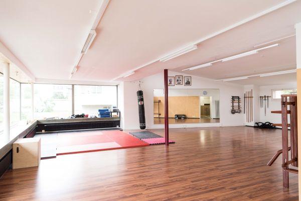 Trainingsraum für Gymnastik, Tanz o.ä.