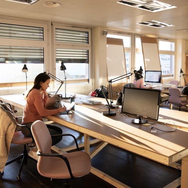 Coworking Impact Hub Basel