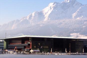 Kultur- und Kongresszentrum, Auditorium