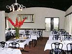 Hotel-Ristorante Schlüssel, Wintergarten