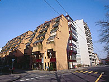 Aula, Bürgerspital Basel
