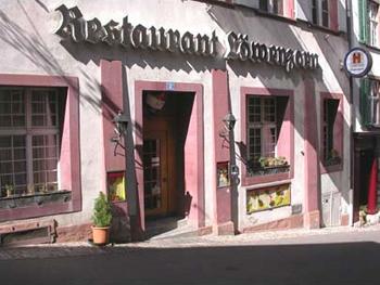 Rest. Löwenzorn, Gemsbergeck