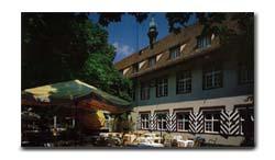Restaurant zum Schützenhaus, Vorgesetztenzimmer