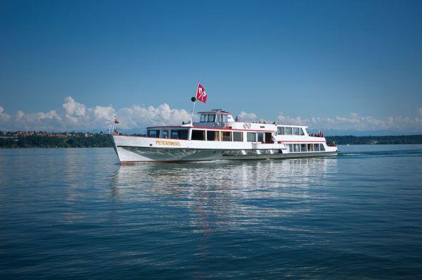 Schiff | MS Petersinsel