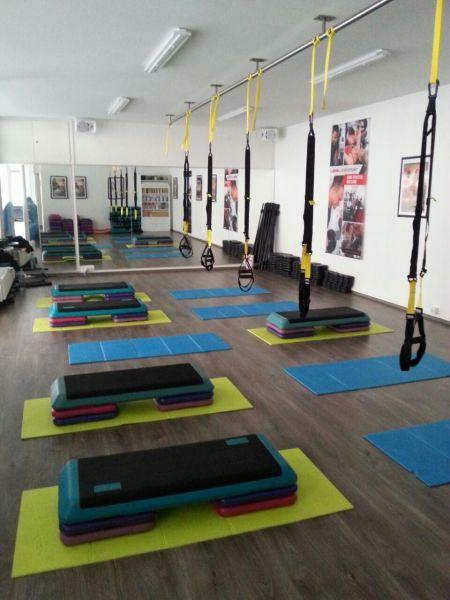 Helles Studio im Kleinbasel Nähe Bad. Bahnhof und Messe Basel ::: für Fitness, Tanz und Bewegung.