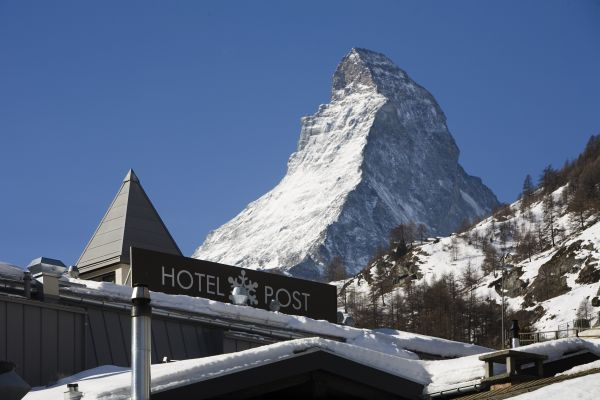 Unique Hotel Post Zermatt