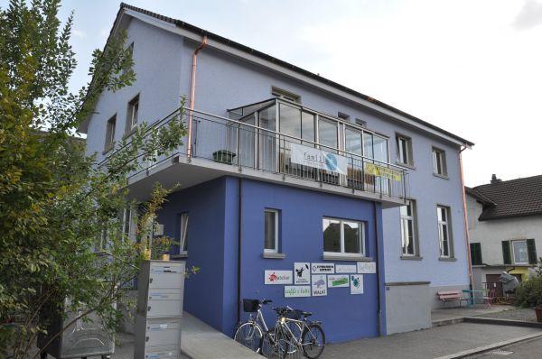 Viel Platz zum Feiern - Saal im Familienzentrum Lenzburg