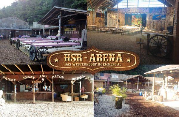 Westerndorf im Emmental HSR-Arena