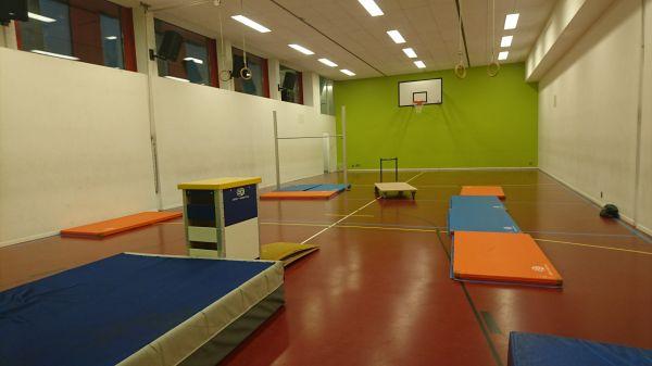 Tanzraum, Sportraum, Turnhalle, Bewegungsräume