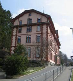 Grosser Saal Josefshaus (Besitzerin Kirchgemeinde Wolhusen)
