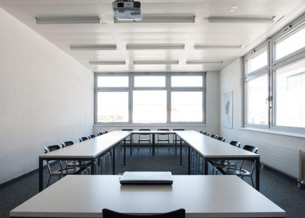 Klubschule Wetzikon: Seminarräume / Bewegungsraum / Küche / Atelier