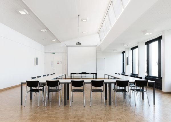 Klubschule Winterthur: Seminarräume / Küche / Atelier / Bewegungsräume