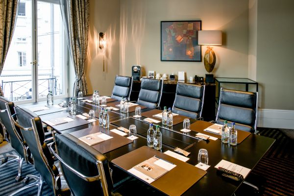 Hotel Schweizerhof Bern - Meeting Room IV