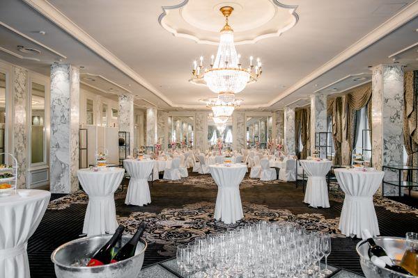 Hotel Schweizerhof Bern - Salon Trianon