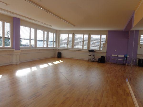 Tanz- Sportsaal 70-140 m2