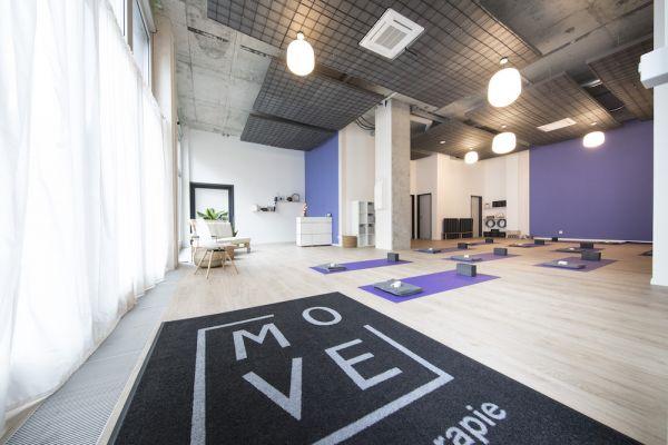 Pilates & Yogaraum in Olten