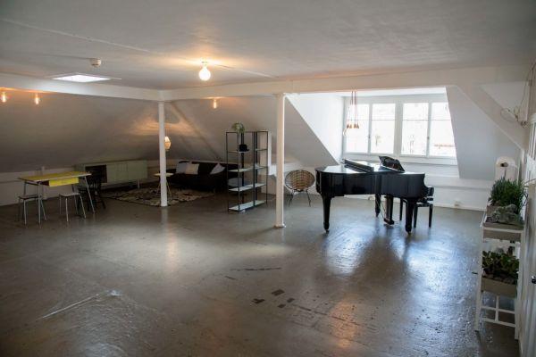 Schönes Atelier/Raum zentral in St. Gallen